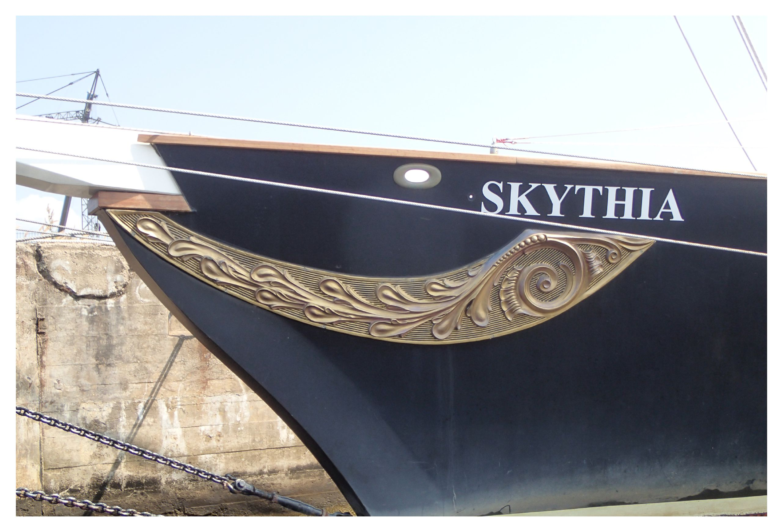 SKYTHIA in Rostock